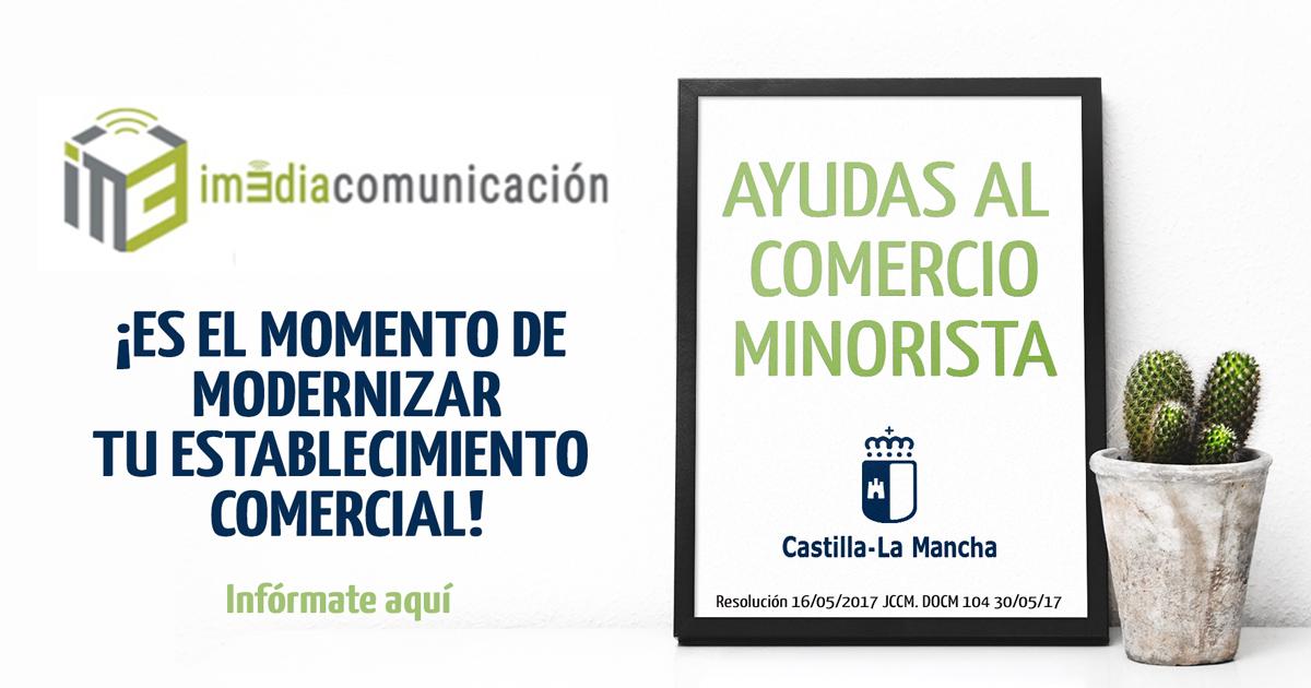 Ayudas de la JCCM para el comercio minorista y la Promoción del sector artesano