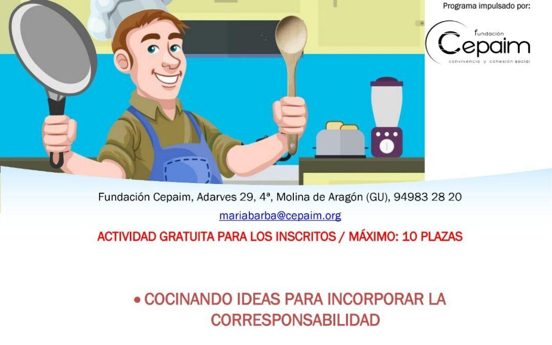 Taller «Cocina para hombres que no cocinan»