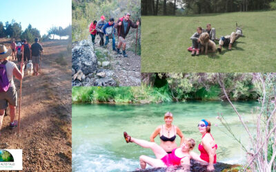 SENTIR EL ALTO TAJO. Actividades de Ecoturismo en la naturaleza en Peralejos de las Truchas