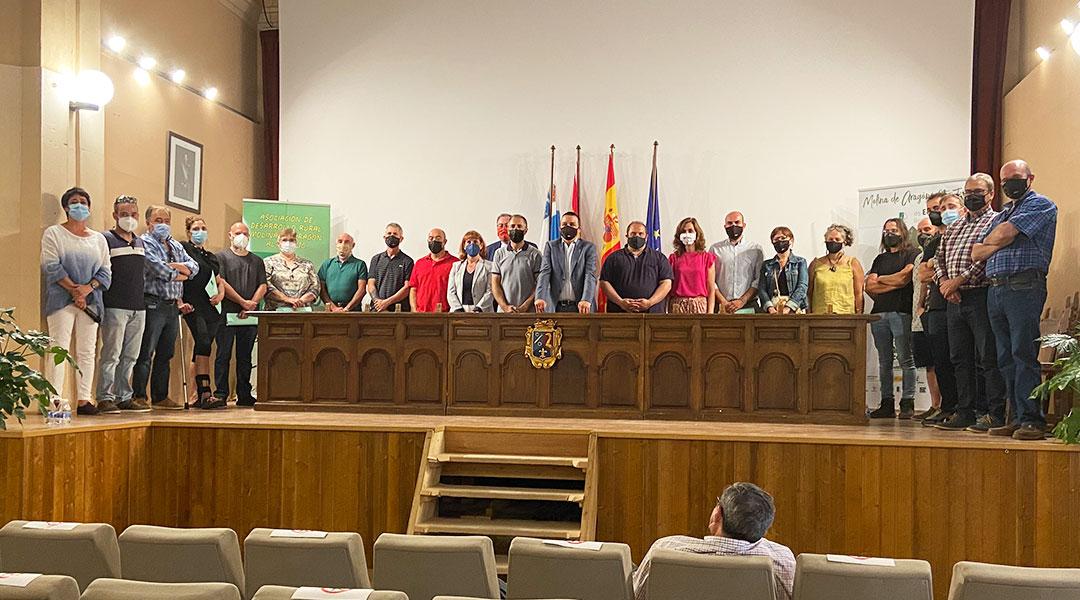 23 proyectos de emprendimiento se benefician con casi 1 millón de euros en Ayudas LEADER en la Comarca Molina de Aragón - Alto Tajo
